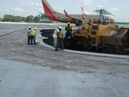 BP-358 Taxiway Ext