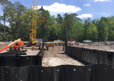 Soldiers Creek Regional Nutrient Removal Storm Water Treatment Facility